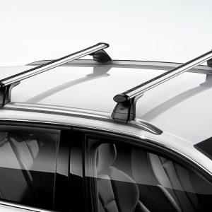 Багажные дуги Audi A3 / S3 Sportback (8V) с 2013 года, для автомобилей с релингом крыши