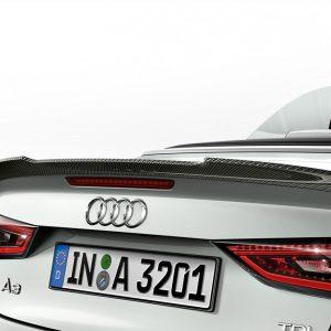 Карбоновый спойлер на крышку багажника Audi A3 / S3 Limousine (8V)
