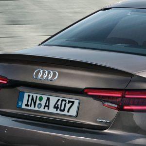 Спойлер крышки багажника Audi A4 Limousine (8W/B9)