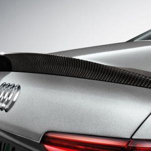 Карбоновый спойлер крышки багажника Audi A4 Limousine (8W/B9)