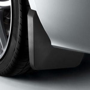 Брызговики задние Audi A4 / S4 (8W/B9), для автомобилей с пакетом S-Line
