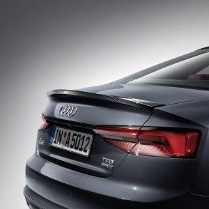 Карбоновый спойлер крышки багажника Audi A5 Coupe (T5/B9)
