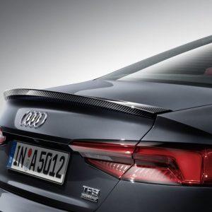 Карбоновый спойлер крышки багажника Audi A5 Sportback (T5/B9)