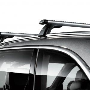 Багажные дуги Audi A4 / S4 Avant (8W/B9), для автомобилей с релингом крыши