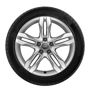 Зимнее колесо в сборе 245/45 R18 100V Michelin Pilot Alpin PA4 SA AO