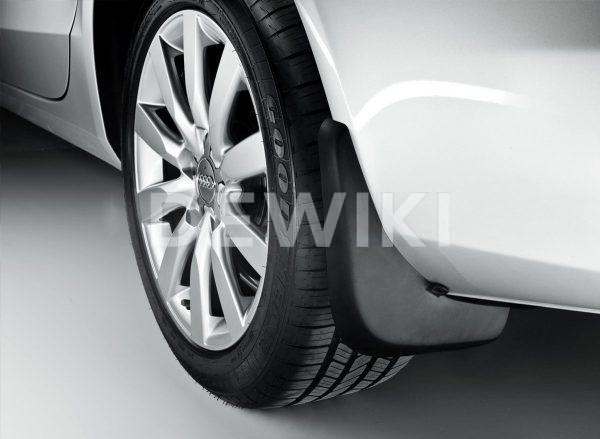 Брызговики задние Audi A4 Allroad quattro (8W/B9)