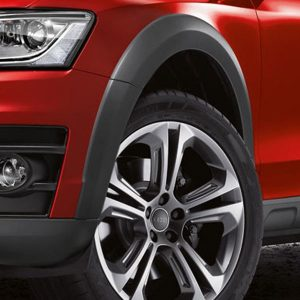 Расширители колесных арок Offroad Audi Q5 (8R)