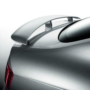 Спойлер задний Audi A5 Coupe (8T)
