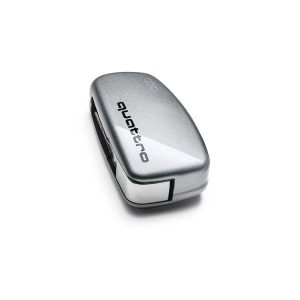 Пластиковая крышка для ключа Audi quattro Design Floret Silver