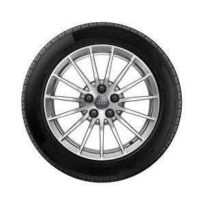 Зимнее колесо в сборе 225/50 R17 98T Nokian Hakkapeliitta 8 Левое