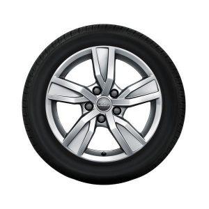 Зимнее колесо в сборе 205/60 R16 92H Dunlop SP Wintersport 3D AO Левое