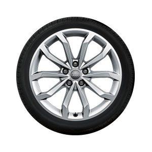 Зимнее колесо в сборе 245/40 R18 97V Pirelli Winter Sottozero3 AO Левое