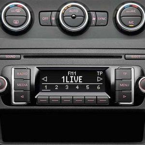 MP3-радиомагниола Volkswagen RCD 210