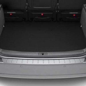 Защитная накладка на задний бампер Volkswagen Passat (B7) Variant / Alltrack (B7)