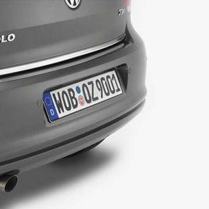 Парковочный ассистент задний Volkswagen Polo 5 с 2009 года, 4 датчика