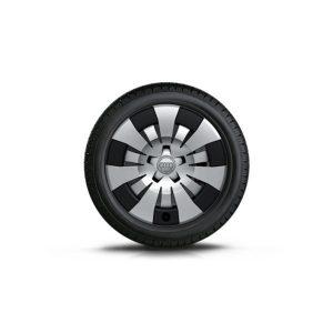 Зимнее колесо в сборе 205/55 R16 91H Bridgestone Blizzak LM32 AO Левое