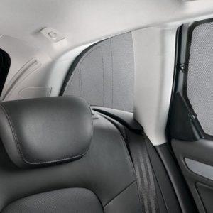 Солнцезащитные шторки Audi A4 / S4 Limousine (8K/B8), для задних боковых стекол и заднего стекла
