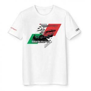 Футболка пилота Audi Sport DTM, Edoardo Mortara