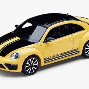 Модель в миниатюре 1:43 Volkswagen Beetle GSR