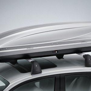 Верхний багажный бокс BMW  Titansilber, 320 литров
