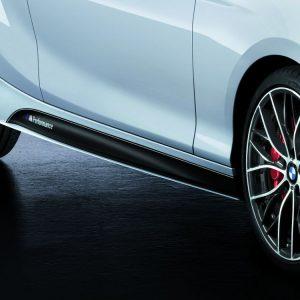 Пленка для облицовок порогов BMW M Performance F21/F23/F22 1 серия