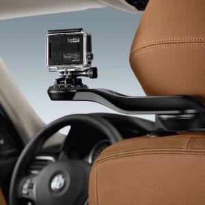Держатель экшн-камеры в салон BMW