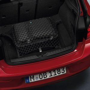 Грузоудерживающая сетка в багажнике BMW 1,2,3 и 4 серия