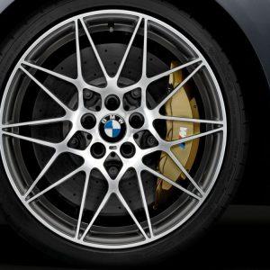 Комплект летних колес в сборе R20 BMW M Star Spoke 666 M, Michelin Pilot Super Sport, RDC, без Runflat
