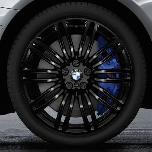 Комплект летних колес в сборе R19 BMW G30/G31 M Double Spoke 664 M, Goodyear Eagle F1 Asymmetric 3 ROF, без RDC, Runflat