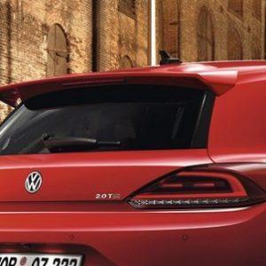 Заднее антикрыло Volkswagen Scirocco