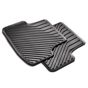 Резиновые задние коврики Audi A3 (8V)
