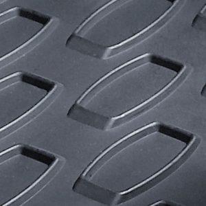 Резиновые задние коврики BMW E60/E61 5 серия