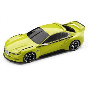 Миниатюрная модель BMW 3.0 CSL Hommage, масштаб 1:18