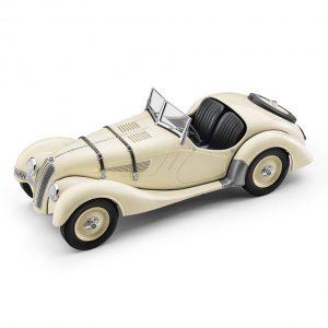 Миниатюрная модель BMW 328 (1937), Beige, масштаб 1:18