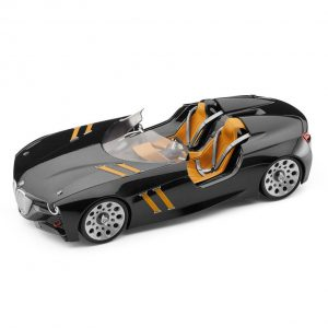 Миниатюрная модель BMW 328 Hommage, Black, масштаб 1:18