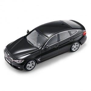 Миниатюрная модель BMW 3 серии, Black Sapphire, масштаб 1:43
