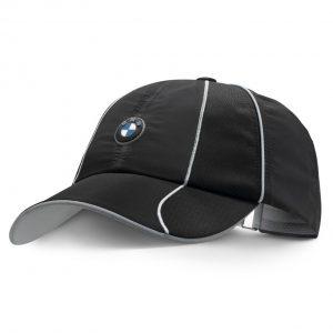 Бейсболка BMW Athletics Sports унисекс Black