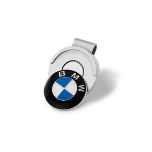 Клипса для бейсболки BMW