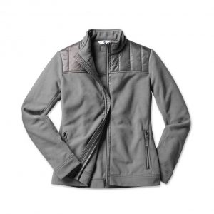 Женская флисовая куртка BMW, Space Grey