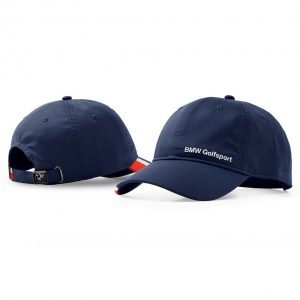 Бейсболка BMW Golfsport Functional унисекс