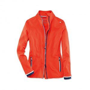 Женская флисовая куртка BMW Golfsport, Fire