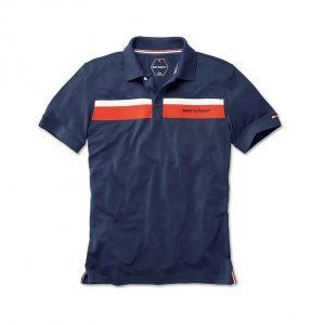 Мужская рубашка-поло BMW Golfsport Fashion, Navy Blue
