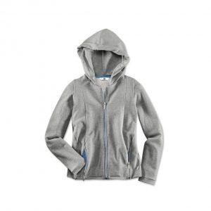 Женская спортивная куртка BMW i, Grey Melange