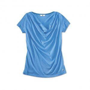 Женская футболка BMW i, Blue