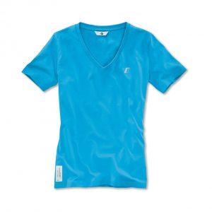 Женская футболка BMW i, Electric Blue