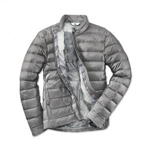 Мужская пуховая куртка BMW, Space Grey