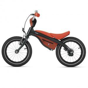 Детский велосипед BMW Kidsbike, Black/Orange