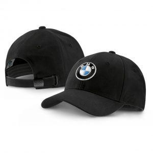 Бейсболка BMW Logo Black