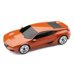 Миниатюрная модель BMW M1 Homage, Orange, масштаб 1:18