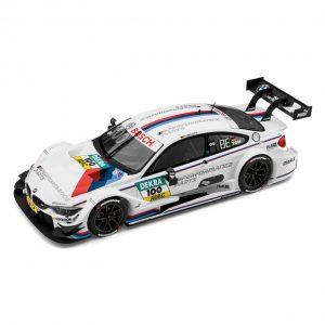Миниатюрная модель BMW M4 DTM 2016 Team BMW M Performance, масштаб 1:18